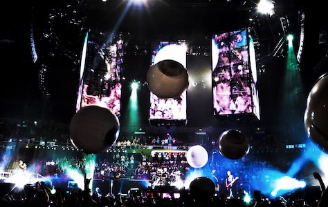 Top of the Mountain concert 2016 – Muse
